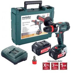 Metabo BS 18 LTX Quick