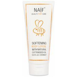 NAIF 200ml Zmiękczający balsam z olejem z nasion z bawełny 100% Naturalny