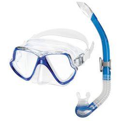 Zestaw do nurkowania MARES Set Wahoo 11745 Niebieski + DARMOWY TRANSPORT!