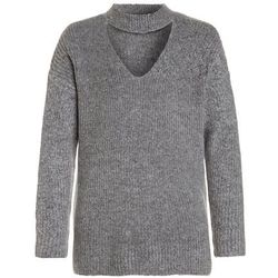 New Look 915 Generation CHOKER JUMPER Sweter grey