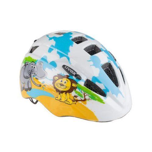 Pozostała odzież dziecięca, UVEX Kid 2 Kask rowerowy Dzieci, desert 46-52cm 2019 Kaski dla dzieci