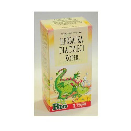 Herbaty ziołowe, HERBATKA DLA DZIECI - KOPER BIO 20 x 1,5 g - APOTHEKE