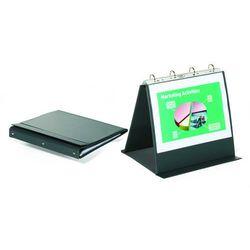 Flipchart stołowy economy poziomy 10 kieszeni, Durable