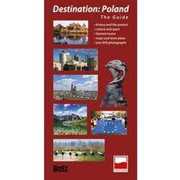 Przewodniki turystyczne, Destination Poland The Guide (opr. kartonowa)