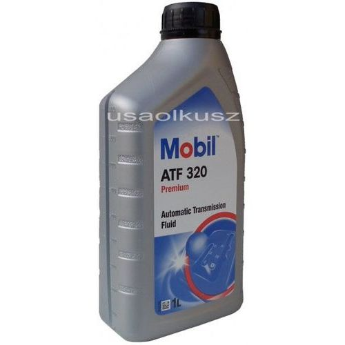 Pozostałe oleje, smary i płyny samochodowe, Mobil 320 półsyntetyczny olej do automatycznej skrzyni biegów 1l