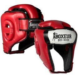 Kask bokserski BOXEUR BXT-HG05 (rozmiar S-M)