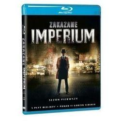 ZAKAZANE IMPERIUM, SEZON 1 (5 BD) GALAPAGOS Films 7321999314767