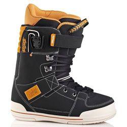 buty snowboardowe DEELUXE - Original Pf Black (9110)