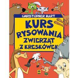 Kurs rysowania zwierząt z kreskówek - Wysyłka od 3,99 - porównuj ceny z wysyłką (opr. miękka)