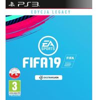 Gry na PlayStation 3, Fifa 19 (PS3)