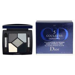Dior 5 Couleurs Designer paleta cieni do powiek odcień 008 Smoky Design 4,4 g