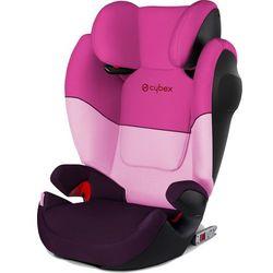 CYBEX fotelik samochodowy Solution M-Fix SILVER, Purple Rain - BEZPŁATNY ODBIÓR: WROCŁAW!