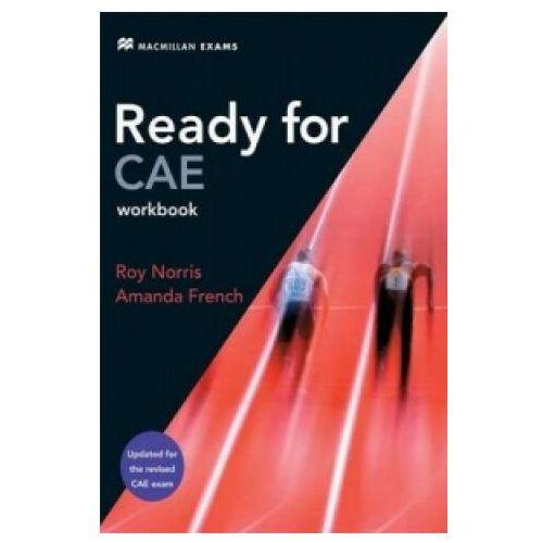 Książki do nauki języka, Ready for CAE Workbook -key 2008 (opr. miękka)