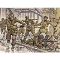 Pozostałe zabawki, Italeri British Paratroopers