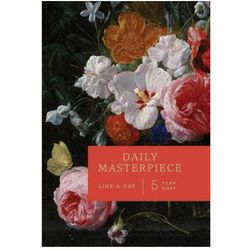 Daily Masterpiece: Line-a-day 5 Year Diary