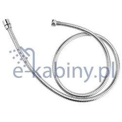 Deante Neo wąż prysznicowy 120 cm chrom NEA021W