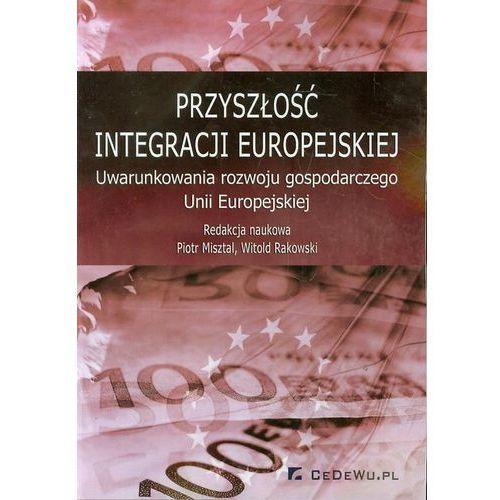 Biblioteka biznesu, Przyszłość integracji europejskiej (opr. miękka)