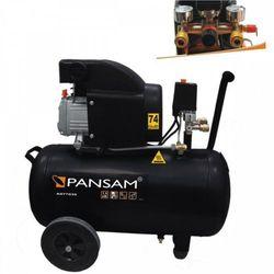 Kompresor olejowy PANSAM A077030 50 litrów + DARMOWY TRANSPORT!