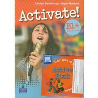 Książki do nauki języka, Activate B1. Student s Book plus Active Book (+ CD) (opr. miękka)