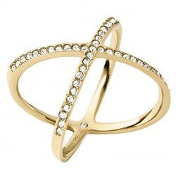 Biżuteria Michael Kors - Pierścionek MKJ4171710504 Rozmiar 6 MKJ4171710