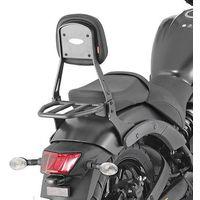 Kufry i bagażniki motocyklowe, GIVI TS4115B OPARCIE PASAŻERA Z BAGAŻNIKIEM KAWASAKI Vulcan S 650
