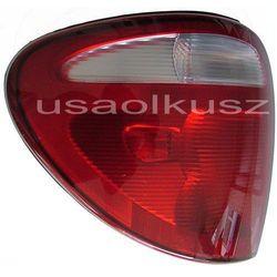 Lewa tylna lampa USA Dodga Caravan 2001-2004