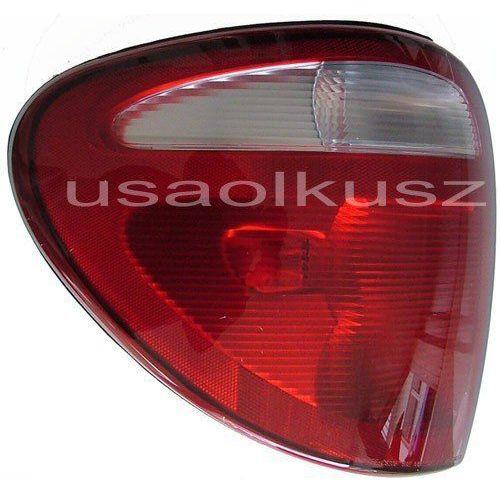 Lampy tylne, Lewa tylna lampa USA Dodga Caravan 2001-2004