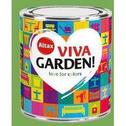 Emalia akrylowa Altax Viva Garden czterolistna koniczyna 0,25 l