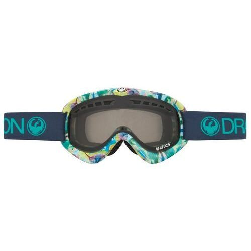 Kaski i gogle, gogle snowboardowe DRAGON - Dxs Scope (Smoke) (619)