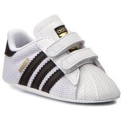 Buty adidas - Superstar Crib S79916 Ftwwht/Cblack/Ftwwht