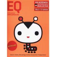 Książki dla dzieci, AIM. EQ Inteligencja emocjonalna dla 2-3 latków (opr. broszurowa)