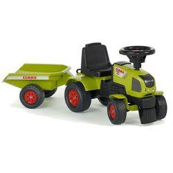 FALK Axos 310 Zielony traktor z przyczepką Darmowa wysyłka i zwroty