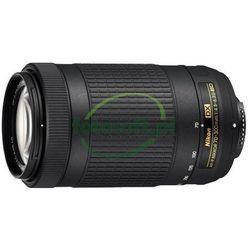 NIKON NIKKOR AF-P DX 70-300mm f/4.5-6.3G ED CASHBACK zwrot od NIKON 215 ZŁ