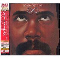 Pozostała muzyka rozrywkowa, INFINITY IS - Sonny Fortune (Płyta CD)