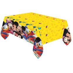 Obrus urodzinowy Myszka Mickey - 120 x 180 cm - 1 szt.