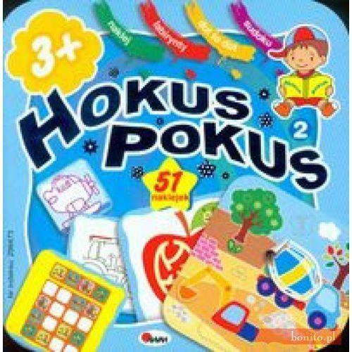 Literatura młodzieżowa, Hokus Pokus 2 dla chłopców (opr. miękka)