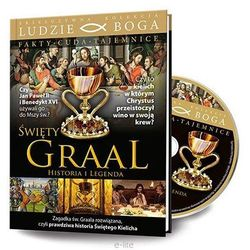ŚWIĘTY GRAAL + Film DVD wyprzedaż 01/19 (-20%)