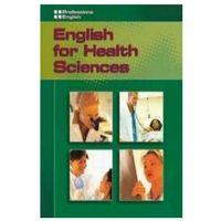 Książki do nauki języka, English For Health Sciences Sb Z Cd (opr. miękka)