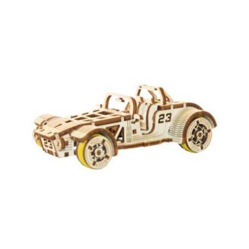 Zabawki z drewna, Drewniany zestaw mechaniczny roadster