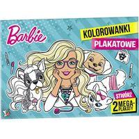 Kolorowanki, Barbie Kolorowanki plakatowe - Ameet OD 24,99zł DARMOWA DOSTAWA KIOSK RUCHU