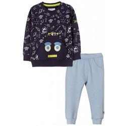 Komplet niemowlęcy bluza i spodnie5P3509 Oferta ważna tylko do 2022-11-14