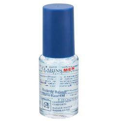 Clarins Men Shave olejek do golenia do wszystkich rodzajów skóry (Shave Ease Oil) 30 ml