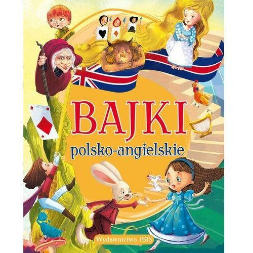 Książki dla dzieci, Bajki polsko-angielskie (opr. twarda)
