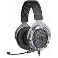 Pozostałe gry i konsole, Corsair słuchawki Haptic Stereo HS60