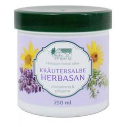 Maść Herbasan ( jak Kurasan) 250 ml