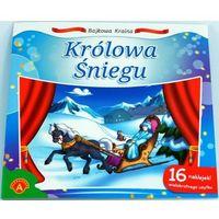 Książki dla dzieci, Bajkowa Kraina. Królowa Śniegu (opr. miękka)