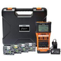 Drukarki termiczne, Drukarka etykiet Brother PT-E550WSP zestaw walizkowy 4 taśmy   KUP z zamiennikami i oszczędzaj! - ZADZWOŃ 730 811 399