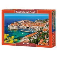Puzzle, Puzzle 1000 Dubrovnik, Croatia - Castor OD 24,99zł DARMOWA DOSTAWA KIOSK RUCHU