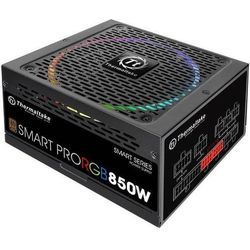 Zasilacz Thermaltake Smart Pro RGB 850W (PS-SPR-0850FPCBEU-R) Darmowy odbiór w 21 miastach!