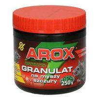 Środki na szkodniki, Trutka na myszy granulat (AROX) 250 gram.